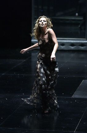 """Black"" Kate Moss x Lee Alexander McQueen"