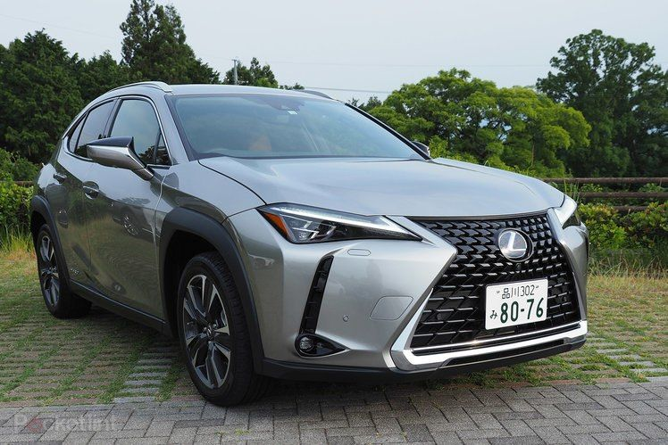Lexus Ux 250h Review Comfortable Cruiser Lacks Next Level Tech