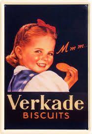 Afbeeldingsresultaat voor verkade reclame oud