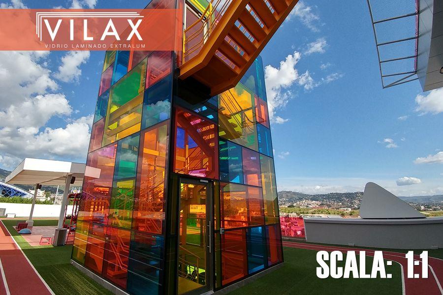 VILAX  Crea edificaciones iluminadas, resistentes y sofisticadas con VILAX.