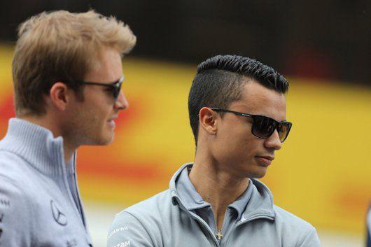 ニコ・ロズベルグ 「ウェーレインはボッタスよりリスキーだけど・・・」  [F1 / Formula 1]