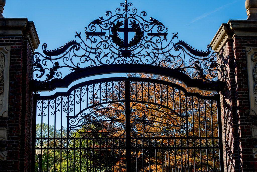 The Gates at Harvard Have Stories to Tell Harvard