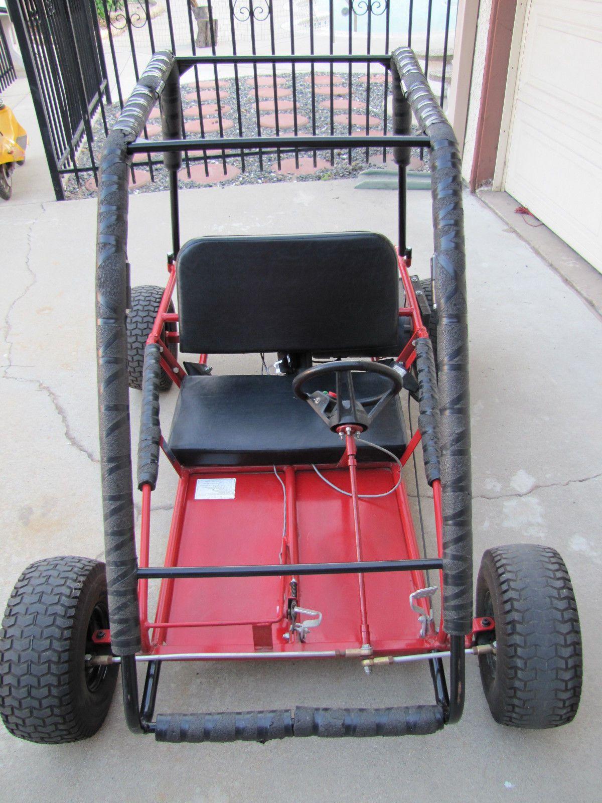 Working Kango Electric Go Kart Go Cart | eBay | ATV | Pinterest