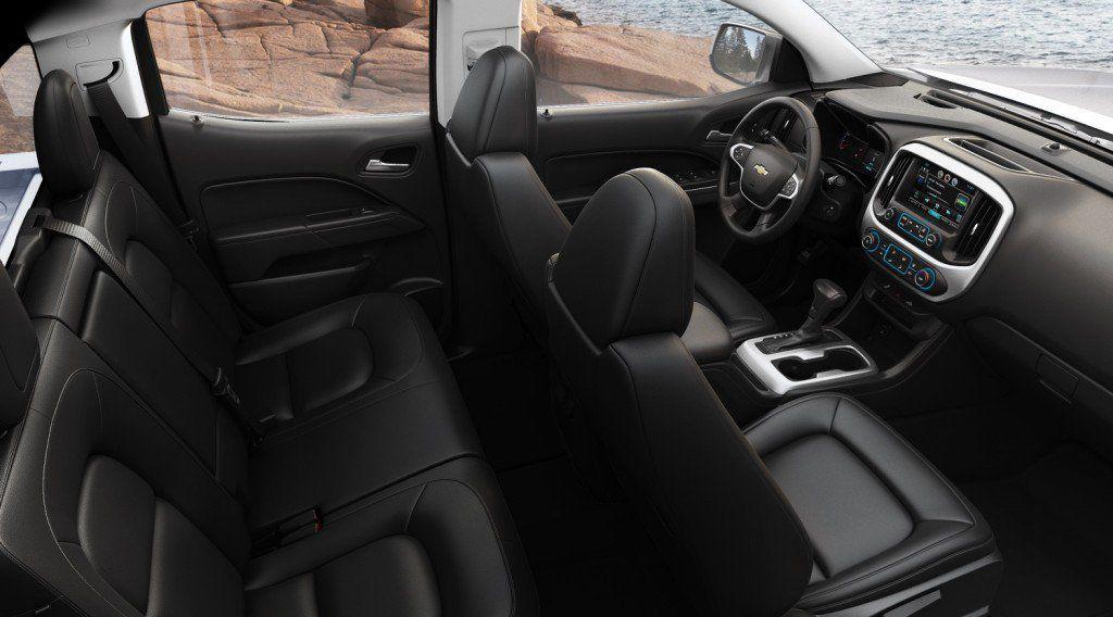 Chevy Colorado Interior Colors Chevrolet Colorado Chevy
