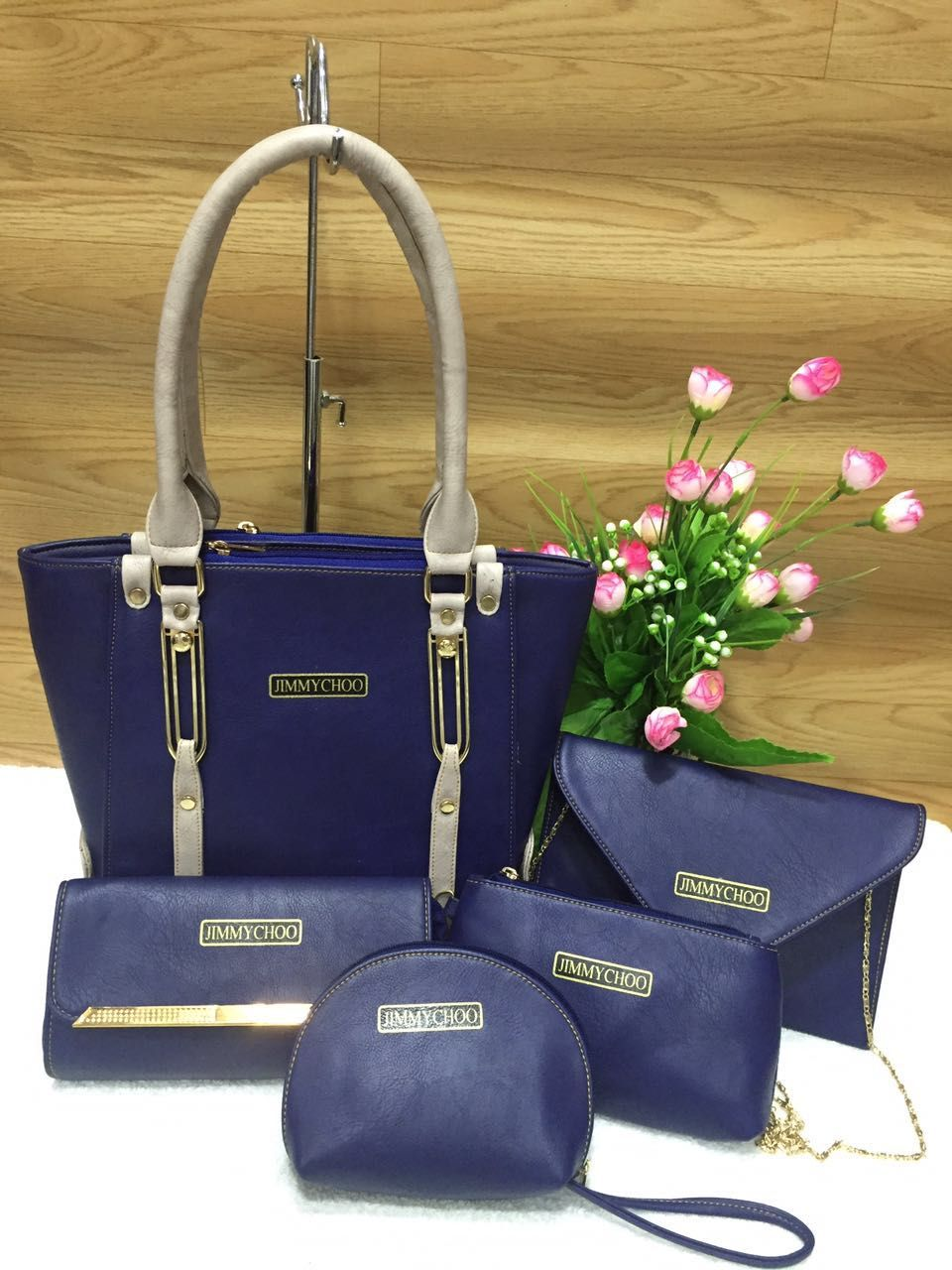 159dce967a Jimmy Choo - Combo of 5 bags, 8 Designs | Branded Products For Sale Call  /Whatsapp @ +919560214267.