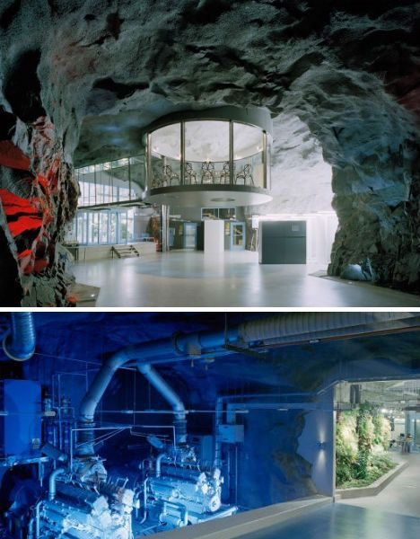Hunker In The Bunker 15 Cool Converted Concrete Shelters Underground Homes Underground Shelter Bunker Home