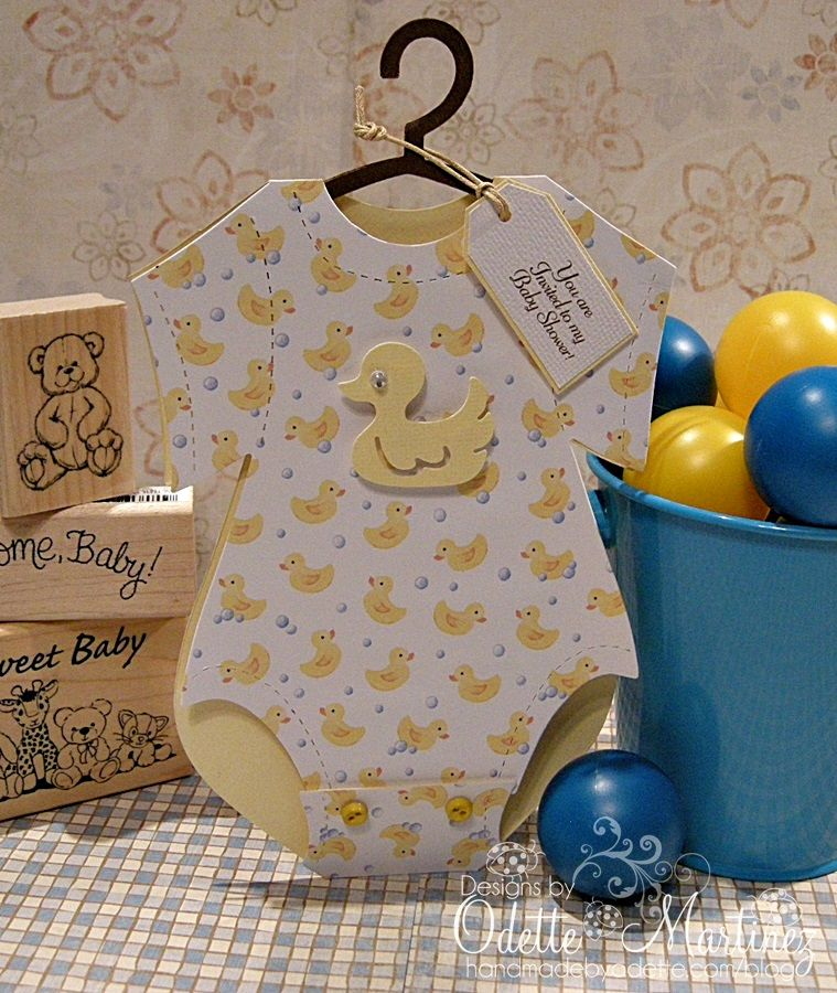 adorable onesie baby shower invitation | cards | Pinterest | Shower ...