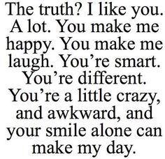 Wir sind nicht zusammen, aber du bist das Beste was mir je pasiert ist :')