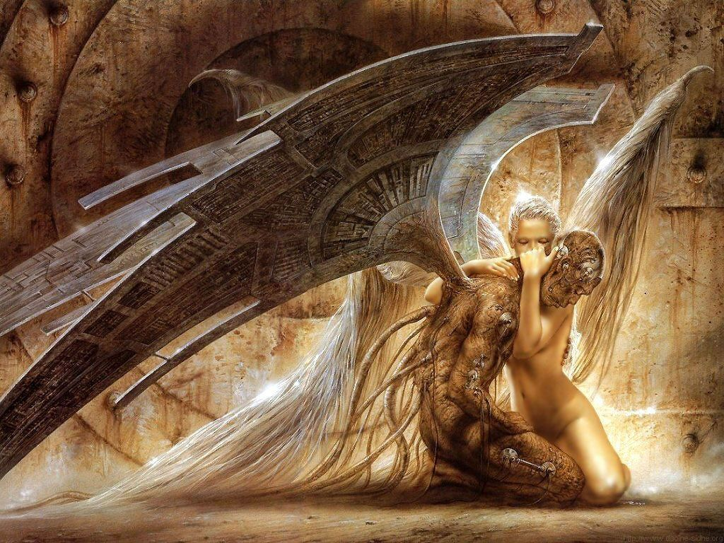 Does Anyone Know How I Can Find The Creator Publisher Or Site For This Image Thank You Engel Kunst Fantasy Kunst The Fallen Angel