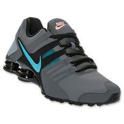 san francisco 873cc 7b2e3 Men s Nike Shox Current Running Shoes   FinishLine.com   Reflective Gamma  Blue