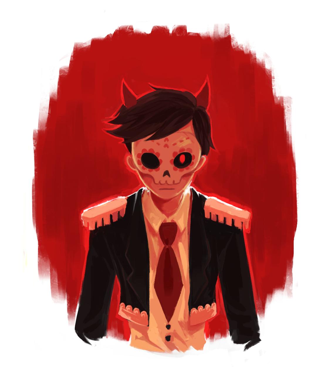 "tsurunel: "" Bad End Friends~ DEvil Marco | Friends Bad Ending ..."