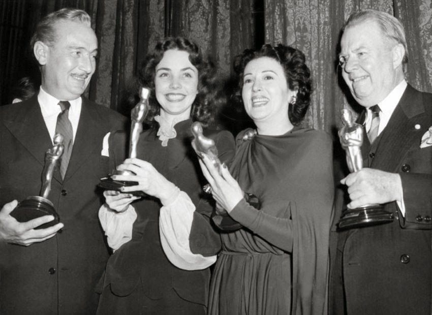 Classic Movie Obsession: 16th Academy Awards - 1943