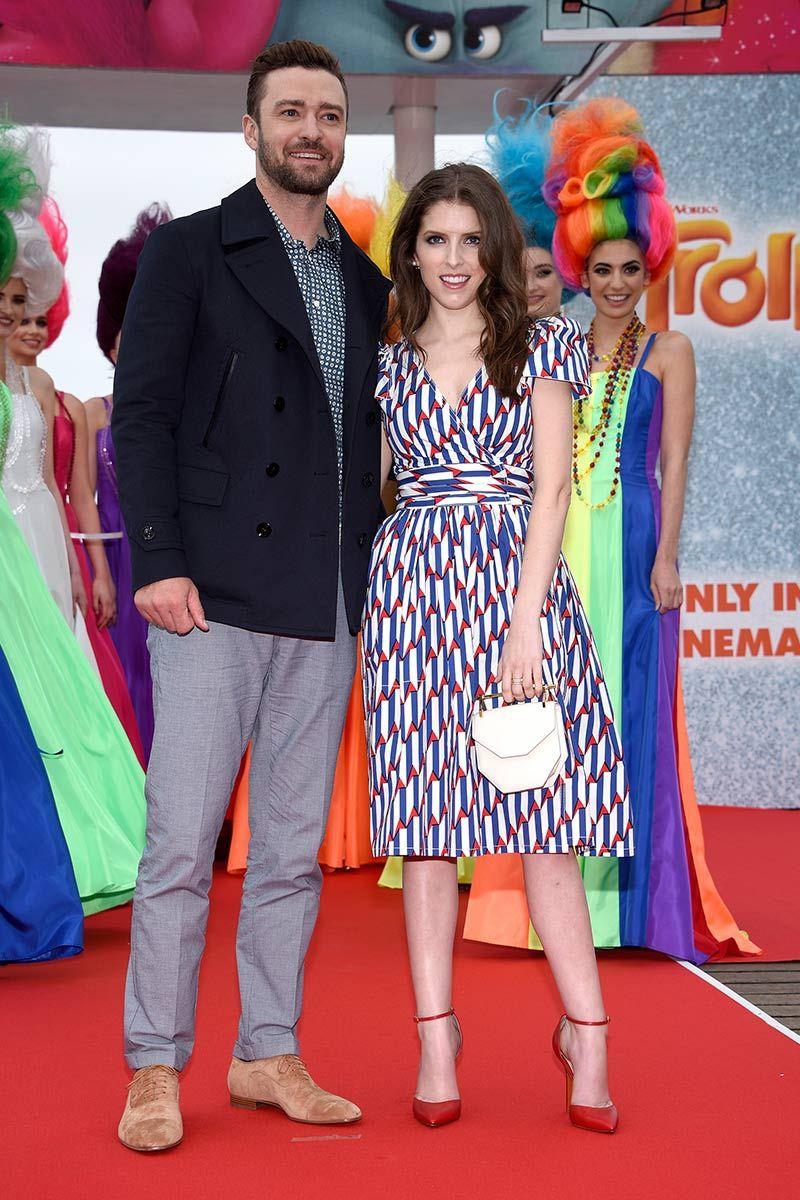 Justin Timberlake y Anna Kendrick