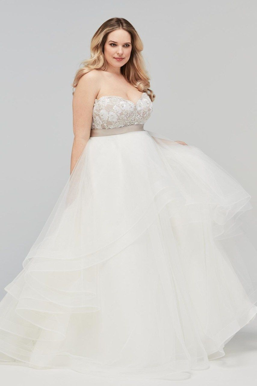 35 Designer Plus Size Wedding Dresses We Love Something Borrowed