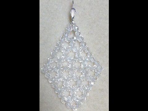 Lucky Diamond Earrings Tutorial - YouTube