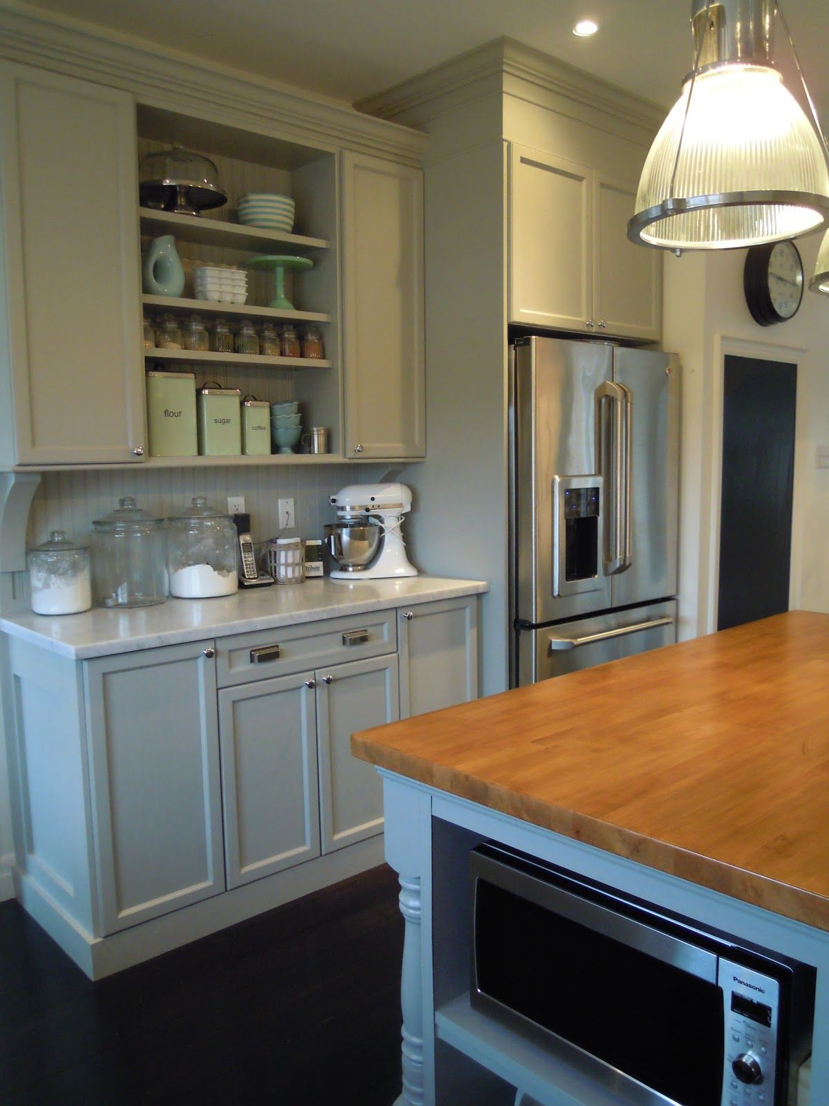 How Did I Forget To Take Photos Of My Fully Completed Kitchenit Gorgeous Basic Kitchen Cabinets Decorating Inspiration