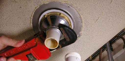 kitchen-sink-strainer-basket-plumbing | Kitchen Sink Plumbing ...