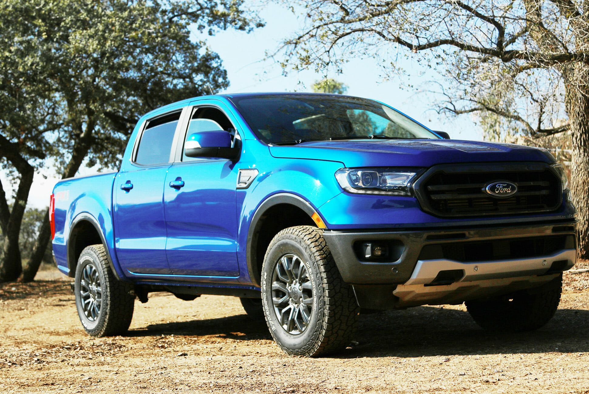 2019 Ford Ranger Review Ford Takes Aim At The Tacoma