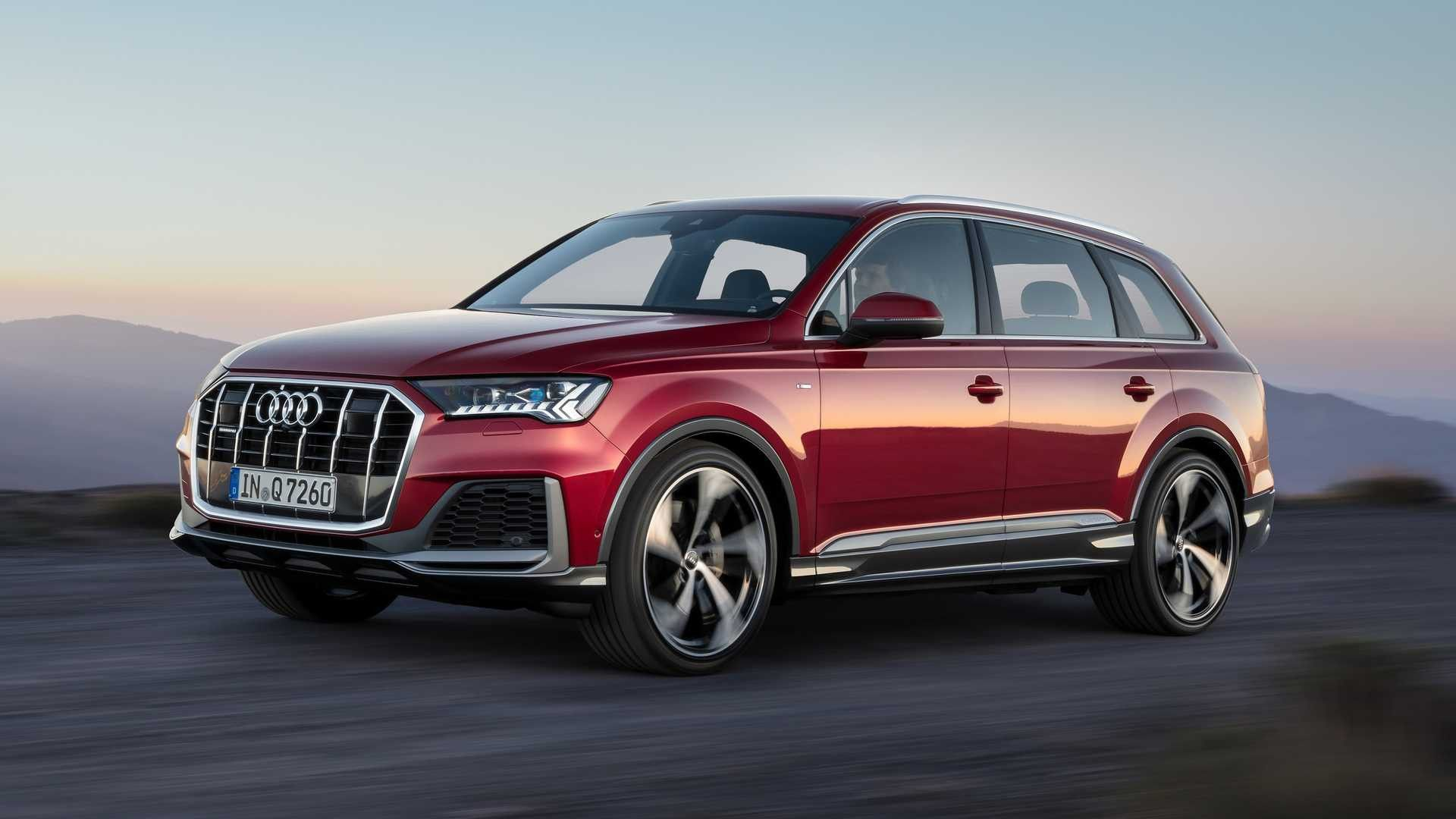 When Will The 2020 Audi Q7 Be Available Rumor In 2020 Audi Q7 Audi New Audi Q7