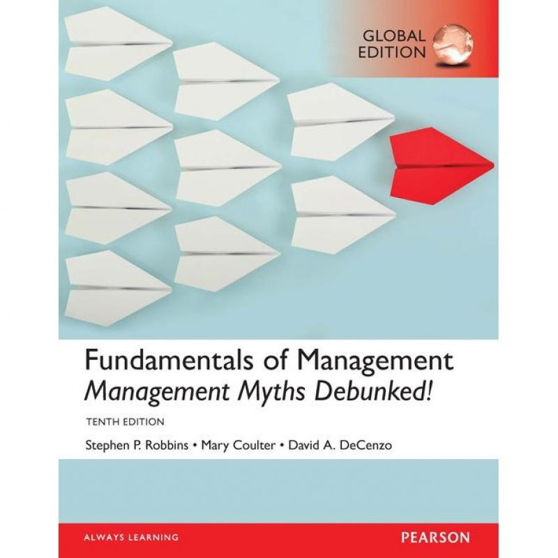 Fundamentals of Management, 10th Global Edition | Business