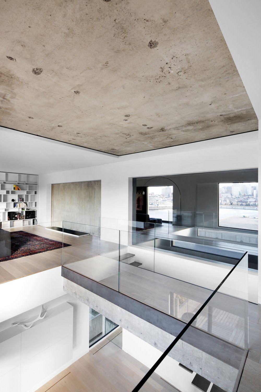 Housing in monreal/ Architect: Marie-Pierre Auger Bellavance, Studio Practice