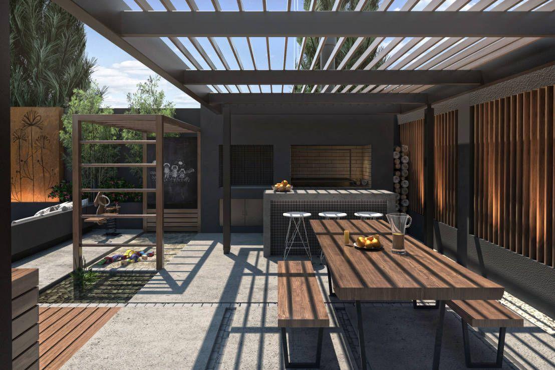 Terrazas 7 Ideas Para Renovarlas Homify Diseno De Terraza Diseno De Patio Oficina De Arquitectura