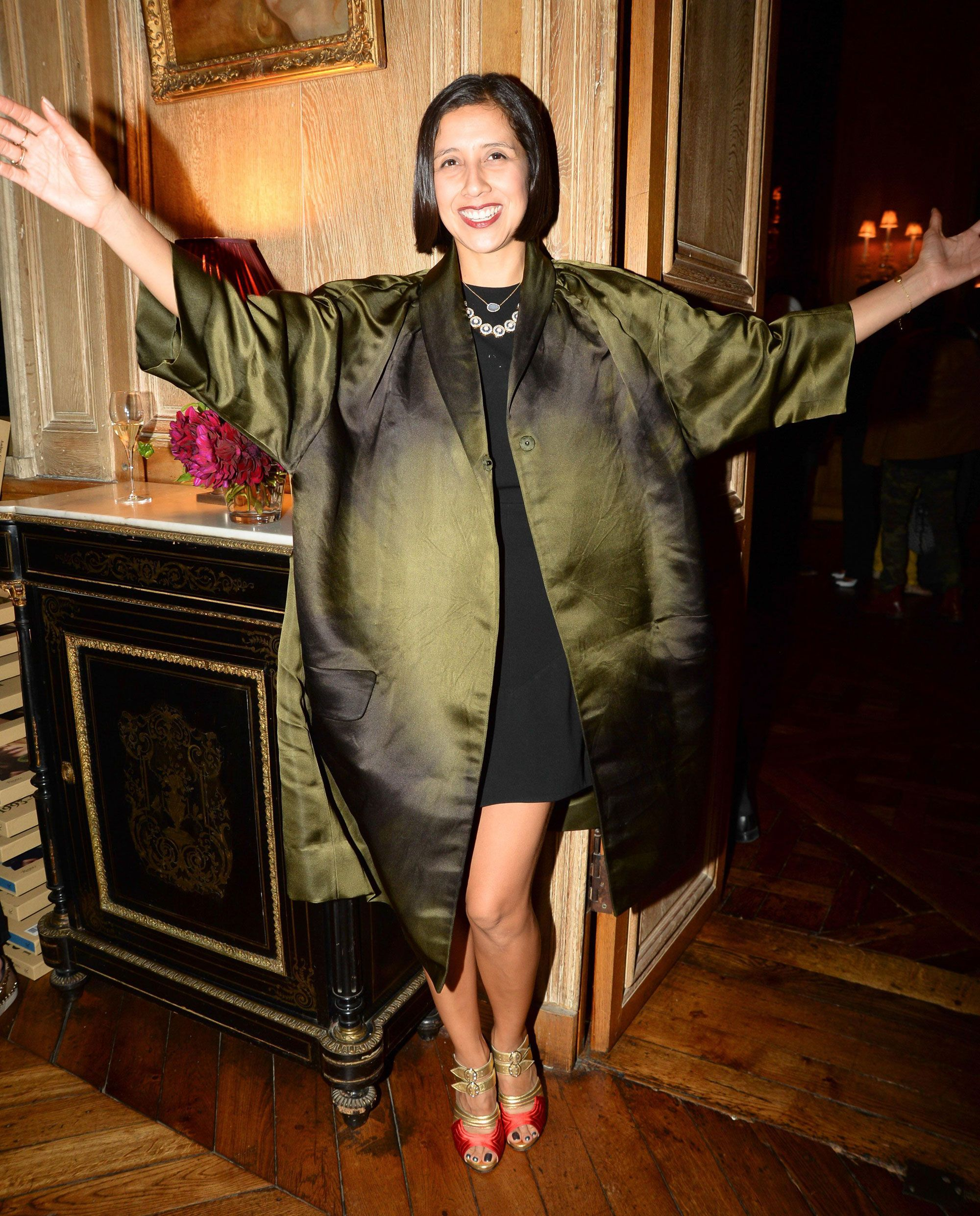 Celebrating Craig McDean - Karla Martinez de Salas. Photo by BFAnyc.com.19