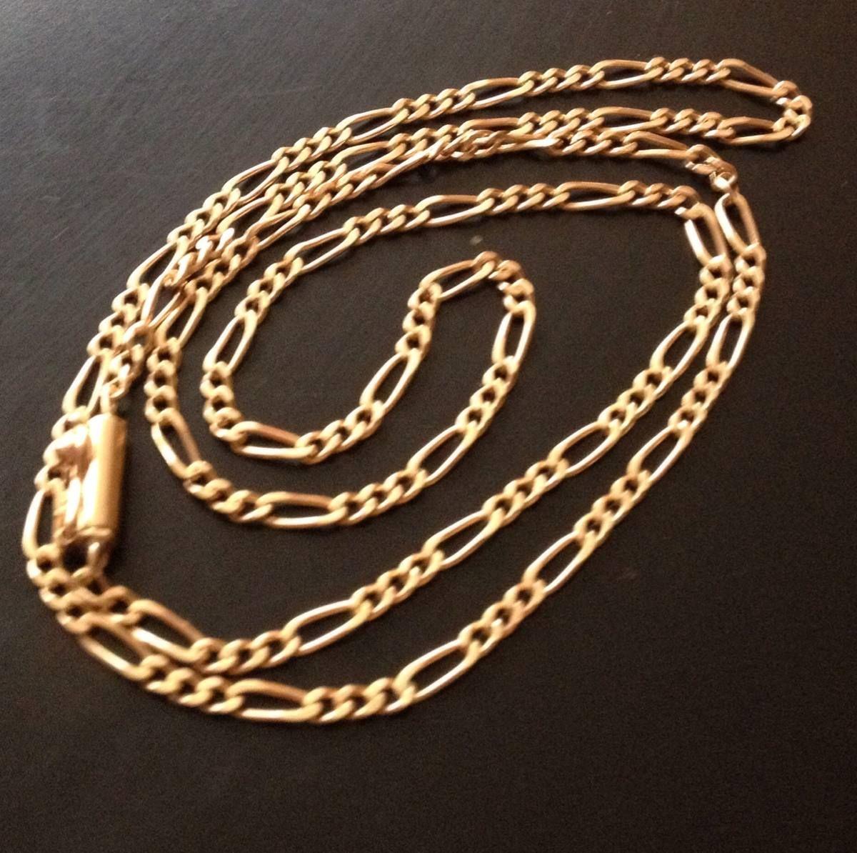 fbe87abc9564 cadena de oro hombre tipo cartier | Cadenas y dijes para varón ...