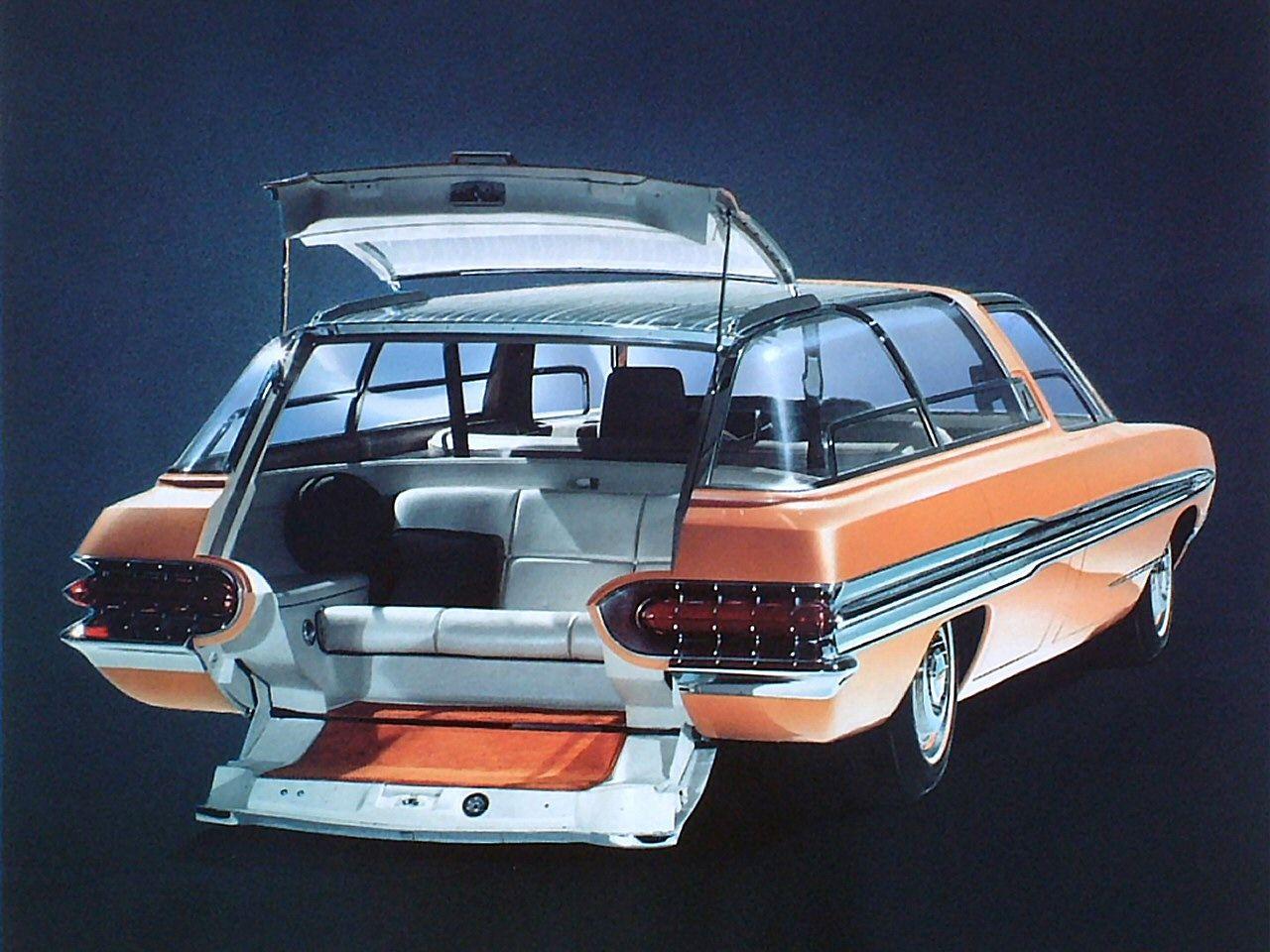 1964 Mercury Aurora Station Wagon Concept Car   Things I like to ...