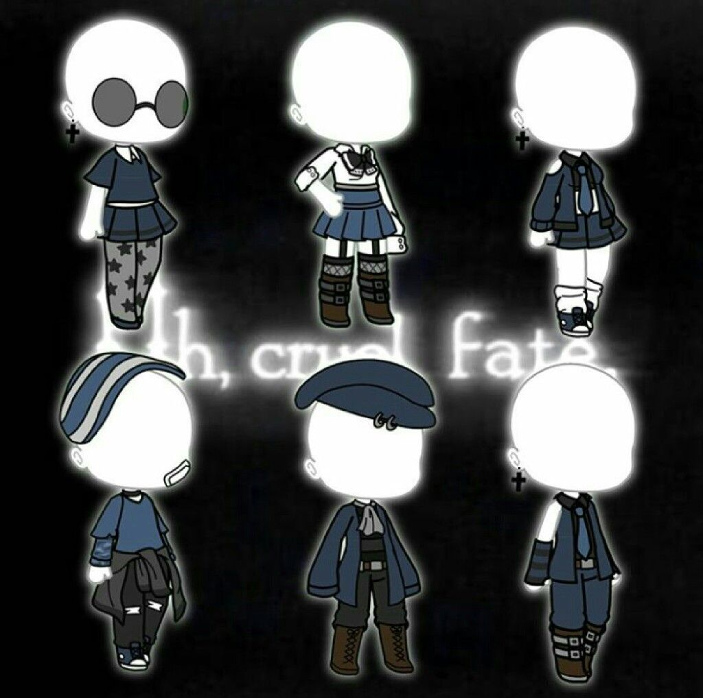 Gachalife Gacha Gachaoutfit Outfits Character Outfits