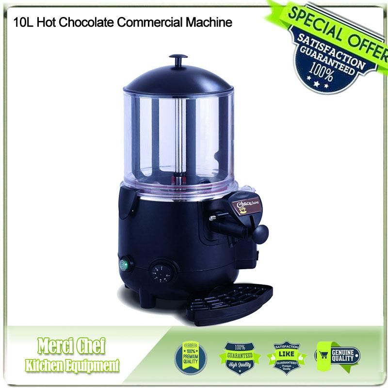 Commercial hot chocolate machine 10l hot chocolate