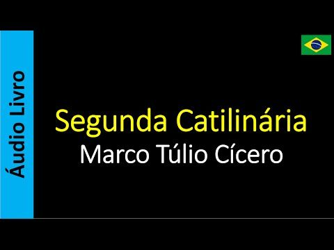 Áudio Livro - Sanderlei: Marco Túlio Cícero - Segunda Catilinária