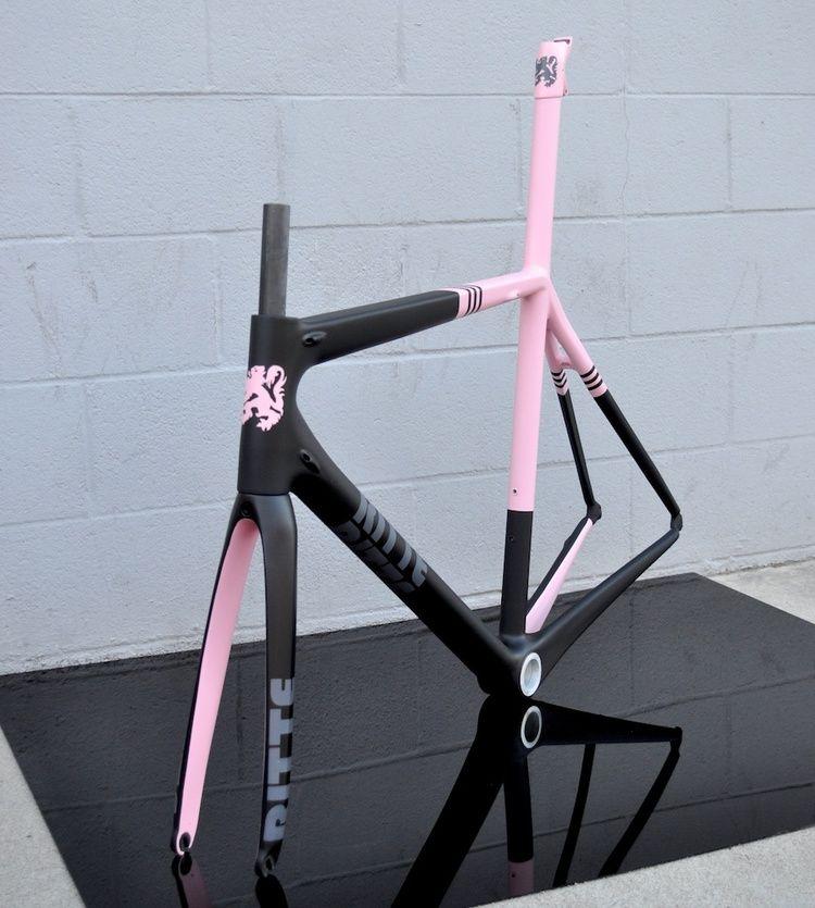 Ritte Bicycles - Custom Paint Finish  | Custom Bike Paint | Bicycle