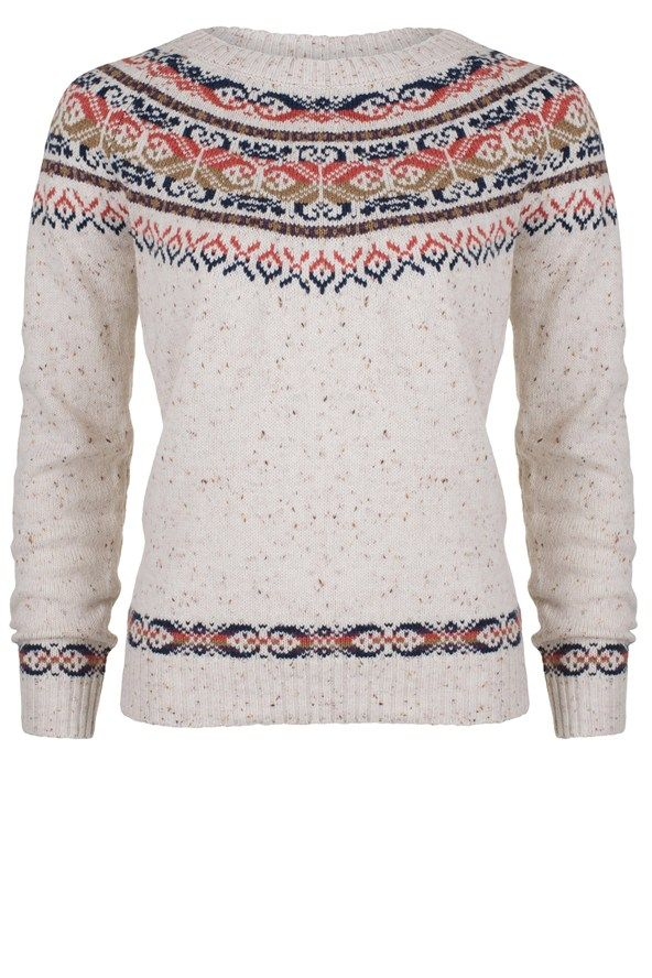 best fair isle fashion - Google Search | Knitting | Pinterest ...