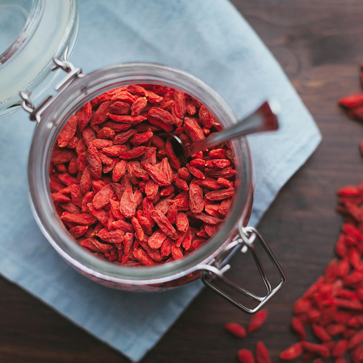 7 Great Goji Berry Recipes So You Can Get More of This Tasty