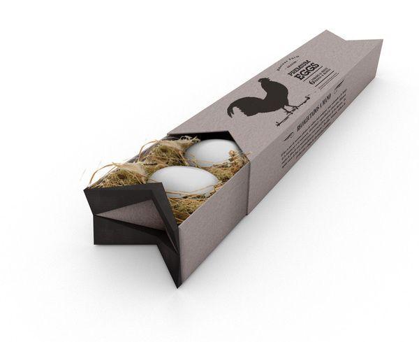 egg packaging design
