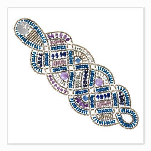 Ziio - bijoux - bracelets - boucles d'oreilles - colliers - Elisabeth Paradon