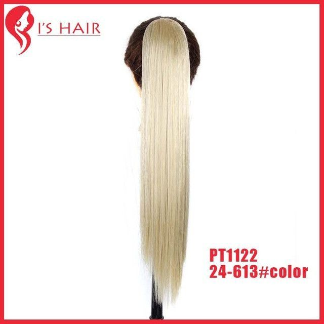new Fashion Claw Clip Ponytails Long Straight Synthetic Hair Extension Ponytail 15Colors available hot selling sex products