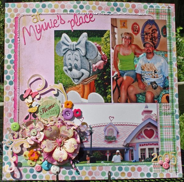 Minnie's Place by susan stringfellow @2peasinabucket