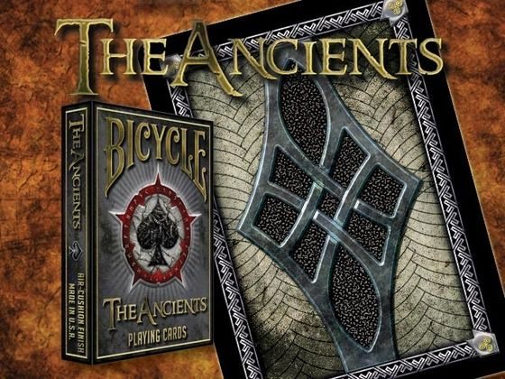 Bicycle The Ancients