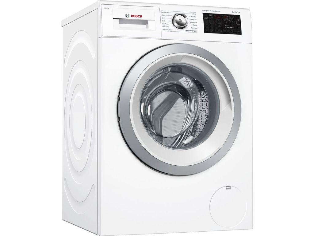 Bosch Wat286h0gb Washing Machine 9kg I Dos 1400rpm Washing Machine Bosch Washing