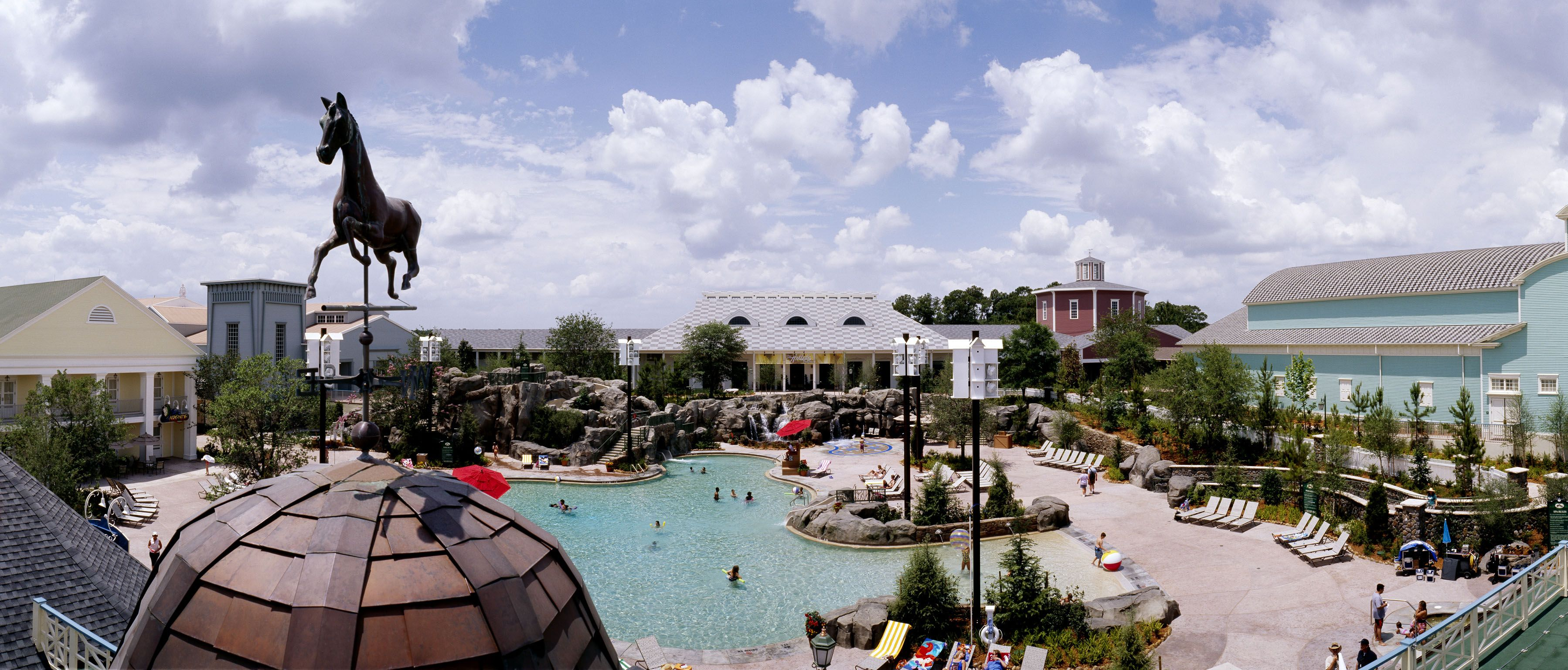 Disney Resort Hotels S Saratoga Springs Spa Walt World
