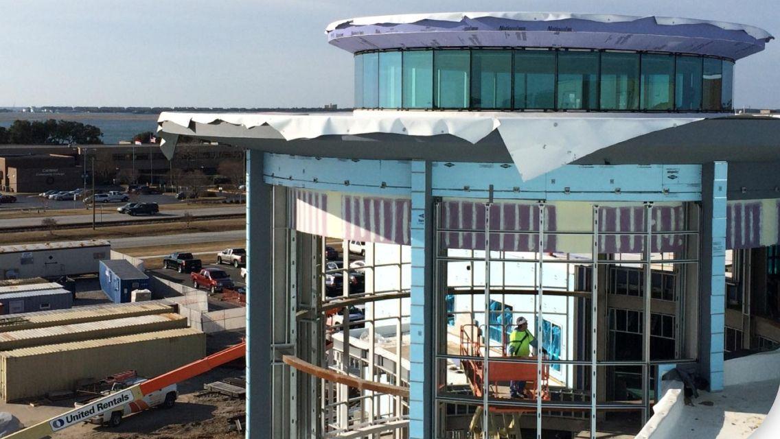 Overlook of Crystal Bay Healthcare design, Design
