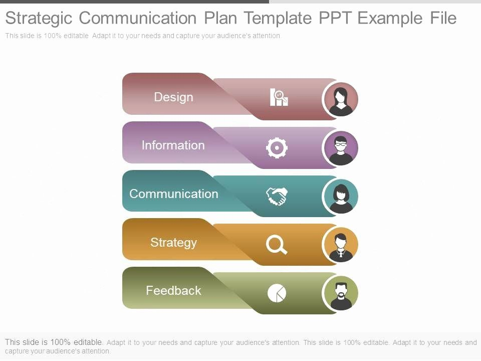30 Strategic Planning Template Ppt In 2020 Communications