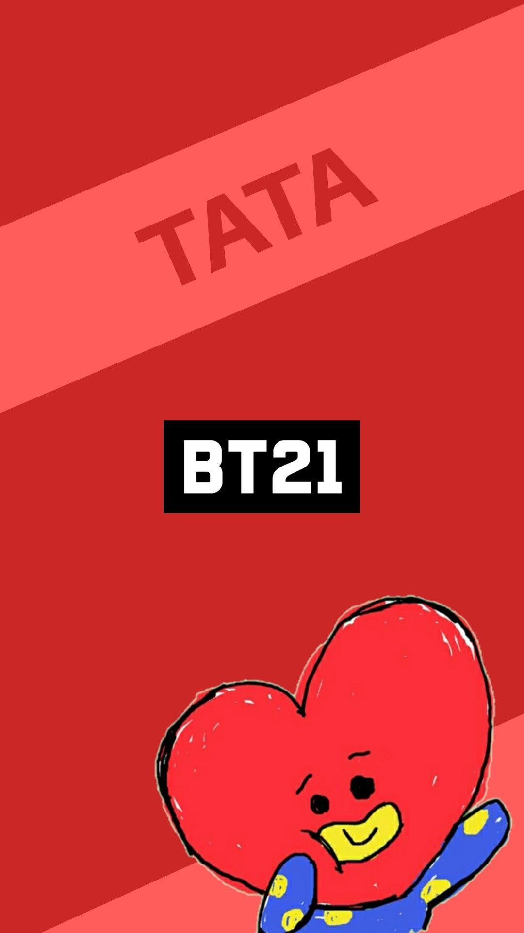 Bt21 Tata Lucu Wallpaper Ponsel Dan Gambar