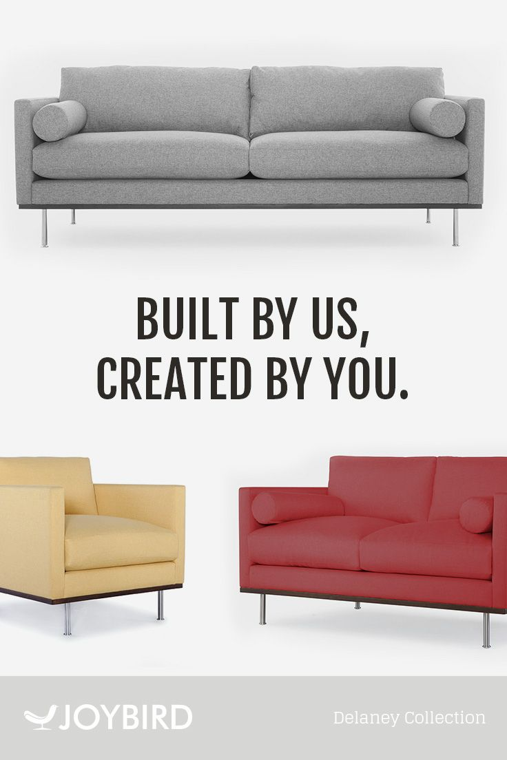 Why Be Generic When You Can Stand Out With Mid Century Modern Furniture From Joybird Save 20 On Sofas Chairs And Furniture Joybird Furniture Home Furniture
