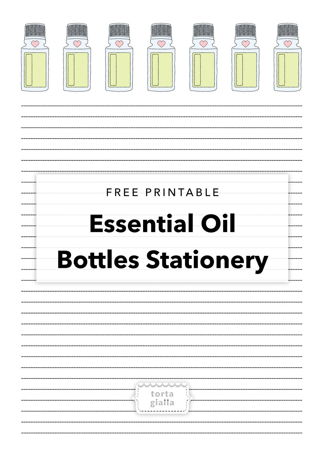 Handwriting Paper Printable Free Free Printable  Bottles Stationery Writing Paper  Free Printable .