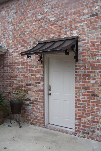 best 25 diy exterior door awning ideas on pinterest door