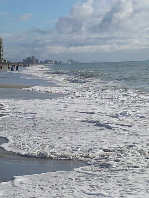 Myrtle Beach Sc Here S Another Beautiful On The Atlantic Coast Places I Have Been Pinterest Beaches And
