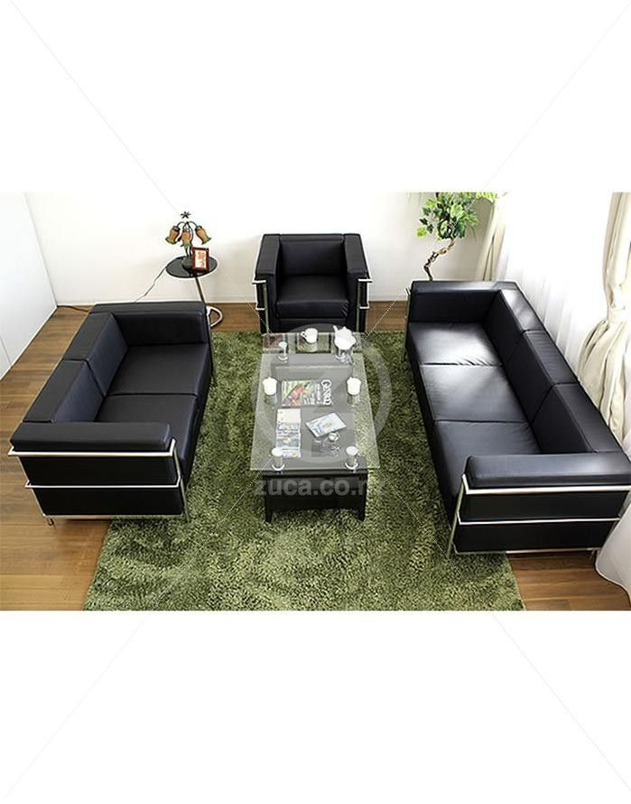 Astonishing Replica Le Corbusier Petit 3 Seater Sofa Zuca Homeware Pdpeps Interior Chair Design Pdpepsorg